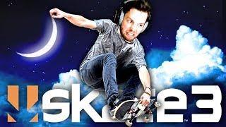 Spooky Night Skateboarding In Skate 3