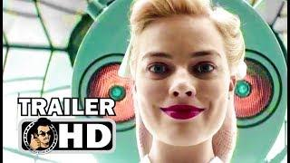 TERMINAL Official Trailer #1 (2018) Margot Robbie, Simon Pegg Thriller Movie HD