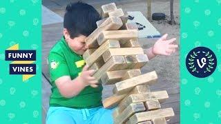 TRY NOT TO LAUGH CHALLENGE - Epic KIDS FAILS Compilation | Funny Vines April 2018