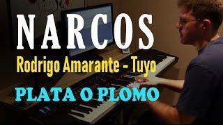 Narcos Theme (Netflix Original Series Soundtrack) // Tuyo - Rodrigo Amarante - Piano Cover
