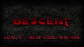 Descent (General MIDI Soundtrack) - Level 5 (Venus Nickel-Iron Mine)
