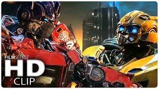 BUMBLEBEE: All NEW Clips + Trailers (2018)
