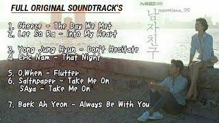 OST Part. 1 - 7 || Full Original Soundtrack's Encounter / Boyfriend (남자친구)