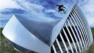 BEST SKATEBOARD TRICKS 2018! #65 SKATE & SKATEBOARDING & SKATING TRICKS COMPILATION