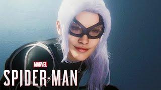 Marvel's Spider-Man - The Heist DLC Black Cat Reveal Trailer