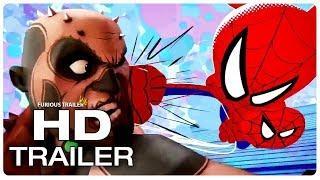 SPIDER-MAN- INTO THE SPIDER-VERSE Spider Ham Vs Scorpion Trailer (NEW 2018) Superhero Movie HD