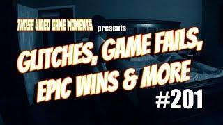 Glitches, Game Fails, Epic & Funny Gaming Moments (PUBG, Shenmue, Black Ops 4 & more!) #201 ????