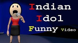 MAKE JOKE OF KJ - INDIAN IDOL AUDITION FUNNY COMEDY VIDEOS
