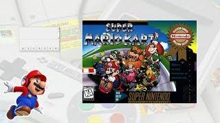 Super Mario Kart (1992) | SPC Soundtrack (Complete SNES/SFC OST)