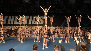Cheer Athletics Panthers NCA Showoff 2019