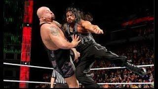 Roman Reigns vs Big Show Extreme Rules 2015
