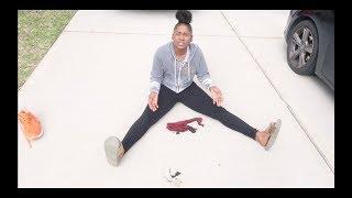 """BURNING CLOTHES PRANK"" ON GIRLFRIEND!!! (REVENGE)"