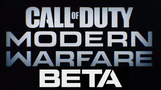 Call of Duty Modern Warfare Multiplayer Reveal Trailer + Beta Dates Leaked (MW Multiplayer Gameplay)