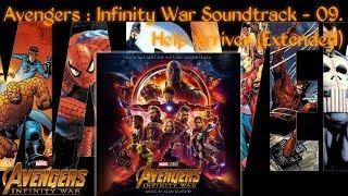 Avengers : Infinity War Soundtrack - 09. Help Arrives (Extended)