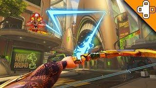LUCKIEST KILLS *EVER!* Overwatch Funny & Epic Moments 462