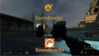 Half Life 2 but I replaced the soundtracks with Black Mesa's Soundtracks