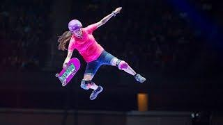 4 Women Who Rule Action Sports