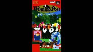 (SFC/SNES)ウイニングポスト/Winning Post-Soundtrack