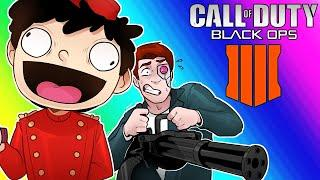 "Black Ops 4 Zombies Funny Moments - The Stress Inducing ""Nogla Challenge!"""
