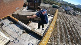 Extreme ROOFTOP Parkour Challenges ????????