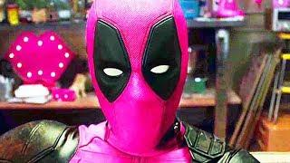 "DEADPOOL 2 ""Pink Suit"" Trailer (NEW 2018)"