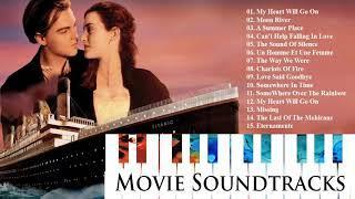 Film Music on Piano - Movie Soundtracks: Piano Covers 2019