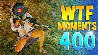 PUBG Daily Funny WTF Moments Highlights Ep 400