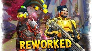 NEW Hanzo & Lucio..?!   Overwatch Best and Funny Moments - Ep.235
