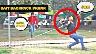 Bait Backpack Prank | Pranks In Pakistan