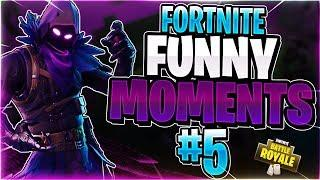 NEIGHBOR PEEING ON MY FLOWERS? Fortnite Funny Moments #5 (Fortnite Battle Royale)