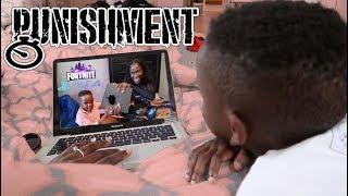 "Siah Reacts To ""Destroying PS4 Prank"""