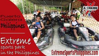 Extreme Sports Park in the Philippines