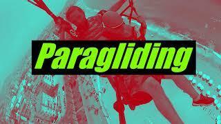 Paragliding, Alanya, Turkey