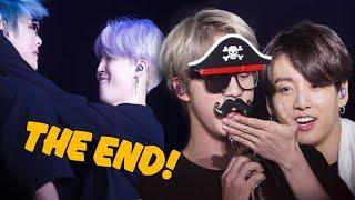 [BTS Funny Moments #19] Ngày cuối tại Hongkong có gì mặn?