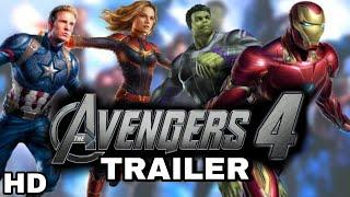 Avengers 4 Trailer update, Avengers 4 delayed, Captain Marvel, Thor, Iron man, Avengers 4 Trailer