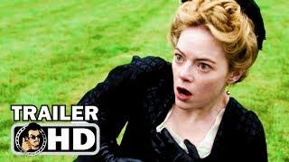 THE FAVOURITE Trailer #2 (2018) Emma Stone Movie