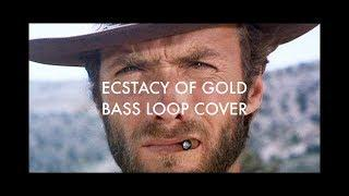 What if Ennio Morricone made soundtracks to skateboard movies?  (Ecstasy of gold Bass Loop Cover)