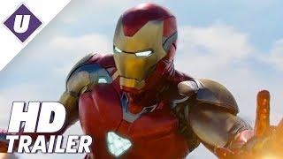Avengers: Endgame (2019) - Official Special Look Trailer