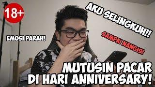 PRANK MUTUSIN PACAR DI HARI ANNIVERSARY! - Prank Call Pacar