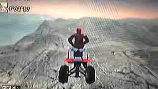 Sega extreme Sports - Extreme Run