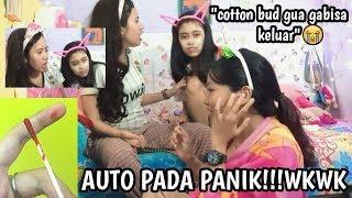 PRANK : KUPING BERDARAH KARENA CUTTON BUD???????????? #JustForFun - Putri Corn