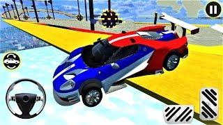 Extreme City GT Racing Car Stunts: Levels Complete - Android Gameplay - Sport Cars Crazy Stunts