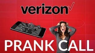 Verizon Broken Phone Prank Call