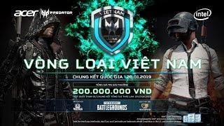 TRAILER PREDATOR LEAGUE 2019 - Vòng loại Việt Nam