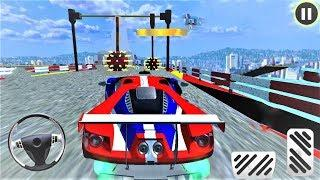 Extreme City GT Racing Car Stunts: Best Android Gameplay - Sport Cars Crazy Stunts