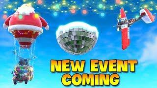 *LEAKED*Times Square Ball (New Years Event Coming) | Fortnite Twitch Funny Moments #290