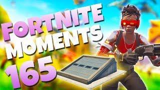 FIRST EVER EASTER EGG ACTIVATED!! (SECRET LOOT BUNKER!)   Fortnite Daily & Funny Moments Ep. 165