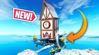 *WTF* FLYING TOWER..!! | Fortnite Funny and Best Moments Ep.328 (Fortnite Battle Royale)