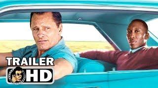 GREEN BOOK Trailer (2018) Viggo Mortensen, Mahershala Ali