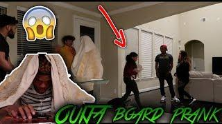 OUIJA BOARD PRANK ON ASHLEY ORTEGA, JUSTKRYPTIC, REACTITUP, AND MORE